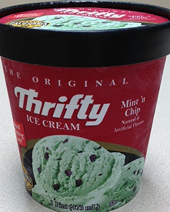 Ice Cream Recalls Thrifty Ice Cream Ice Cream Mint Ice Cream