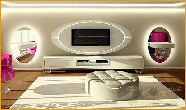 ديكورات شاشات جبس بورد Modern Decor Interior Design Design