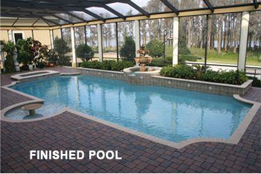 Central Florida Pool Builders Contractors In Orlando