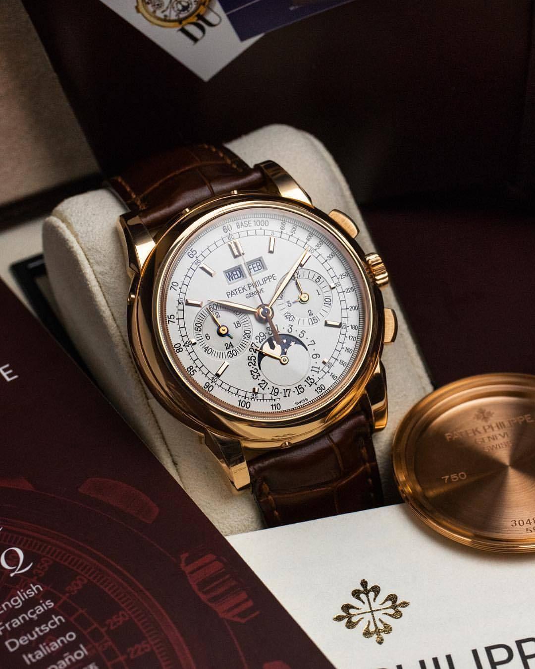 Patek Philippe 5970R Perpetual Calendar | Luxury watches for men, Vintage  watches, Patek philippe watches