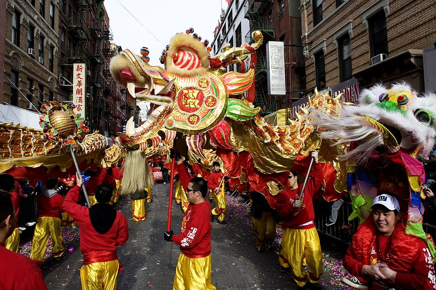 Celebrate Chinese New Year Outside China in 2016
