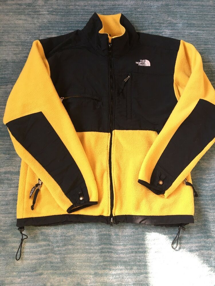50dbd102b New Vintage The North Face Iconic Denali Zip Up Fleece Large ...