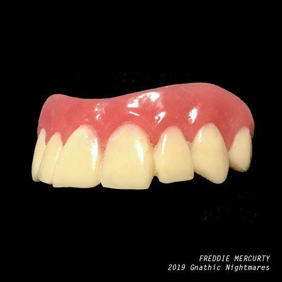 Freddie Mercury Character Costume Teeth   Dientes, Mercury