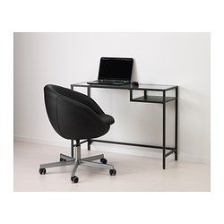 Vittsjo Laptop Table Black Brown Glass 39 3 8x14 1 8 Ikea Ikea Laptop Table Laptop Table Ikea