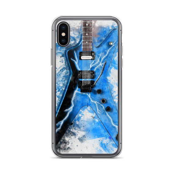Dimebag darrell's guitar, mobile phone case, iphone 6 case