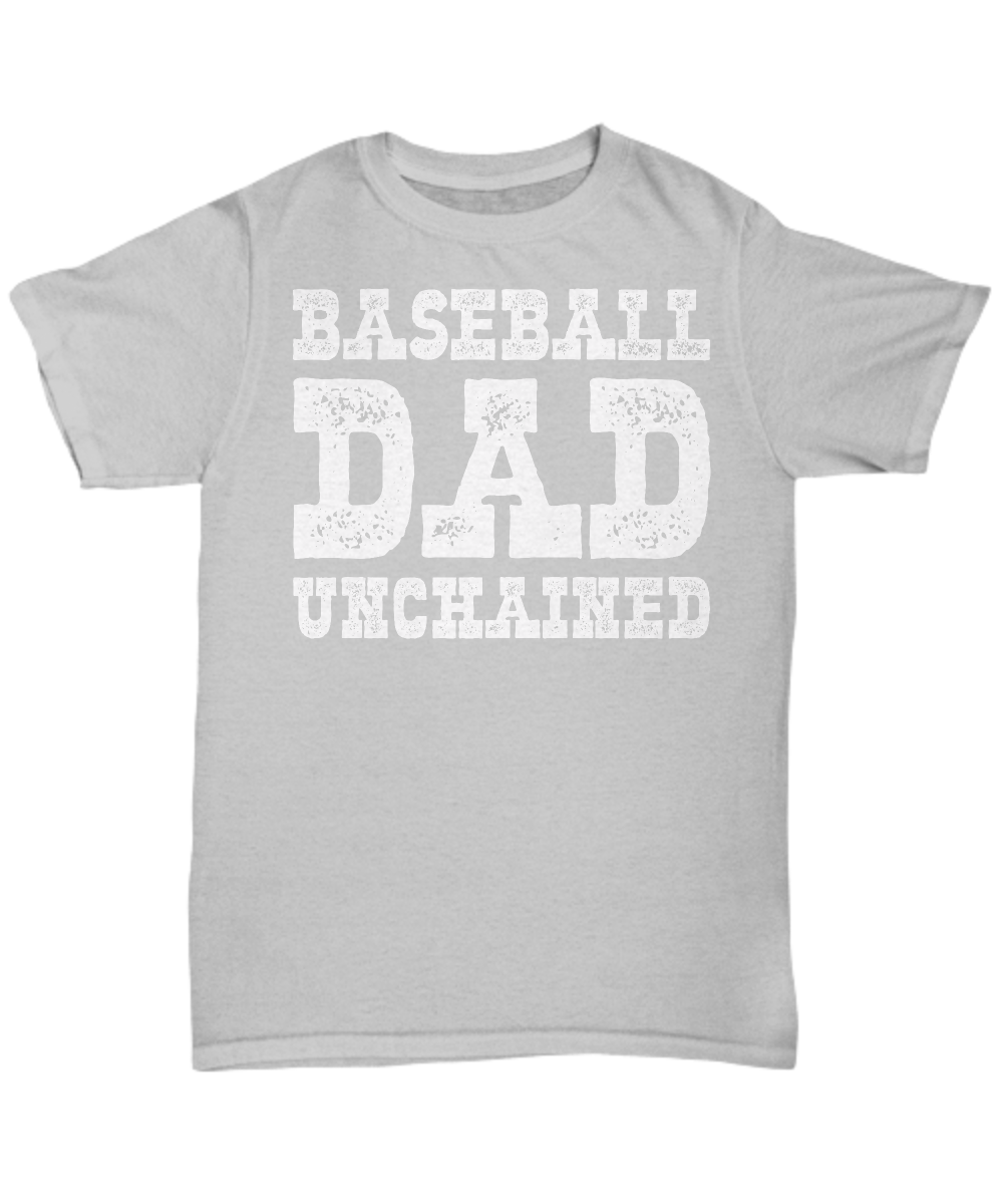 Baseball Dad - T-Shirt