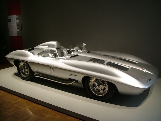 1959 The Corvette Stingray Racer Special Vintage