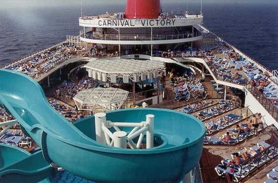 Carnival Victory Pictures Sealetter Cruise Magazine Feature - Cruise ship victory