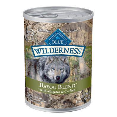 Wilderness Bayou Blend 356 G Wet Dog Food Canned Dog Food