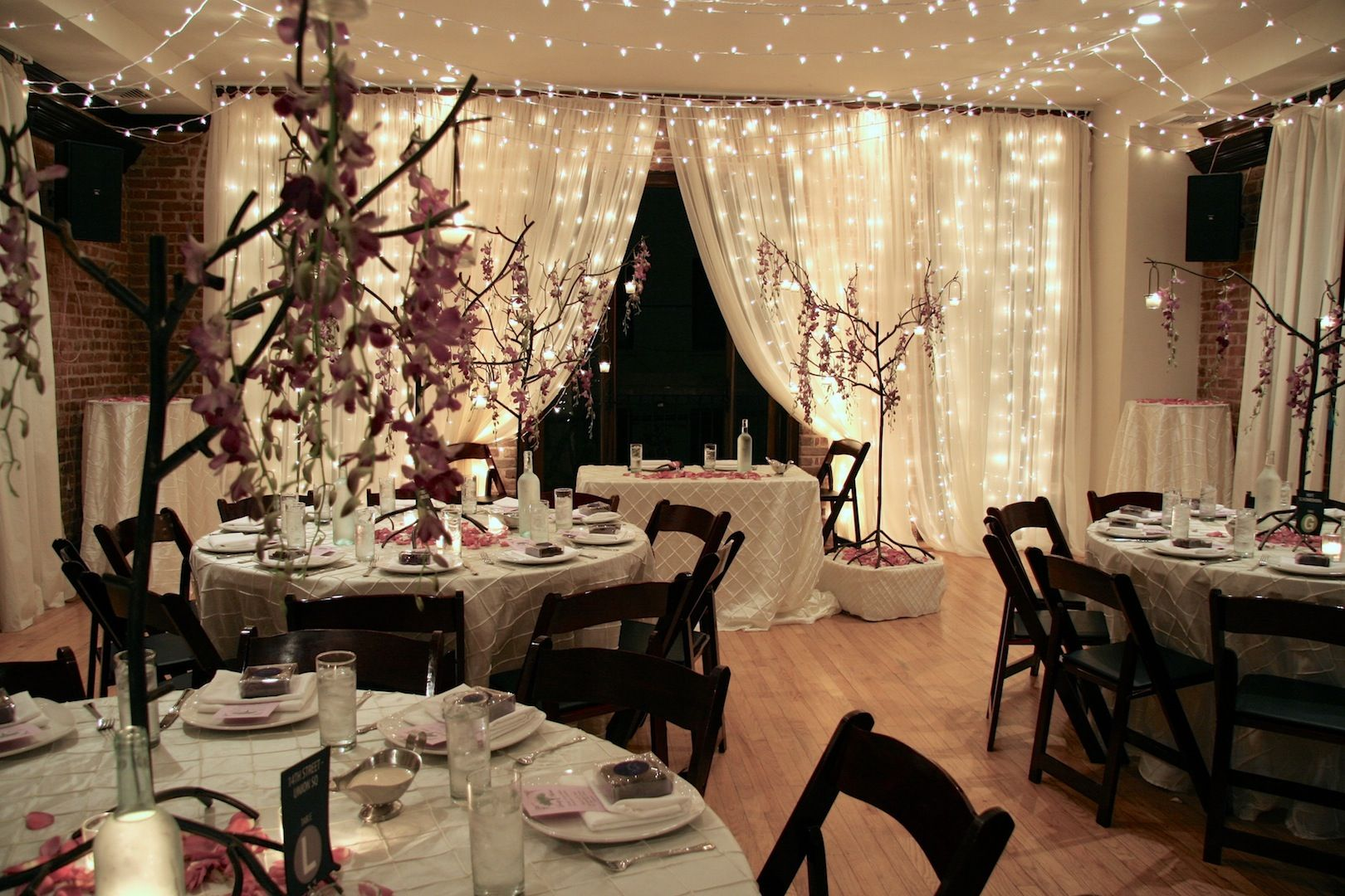 Brooklyn Wedding Venue - Dinner in the Brooklyn Loft - Deity NYC ...