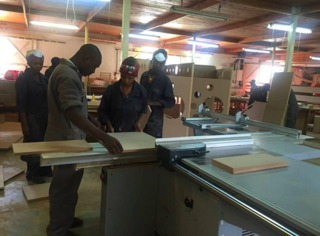 A Kenyan furniture maker is gunning to be the Ikea of ...