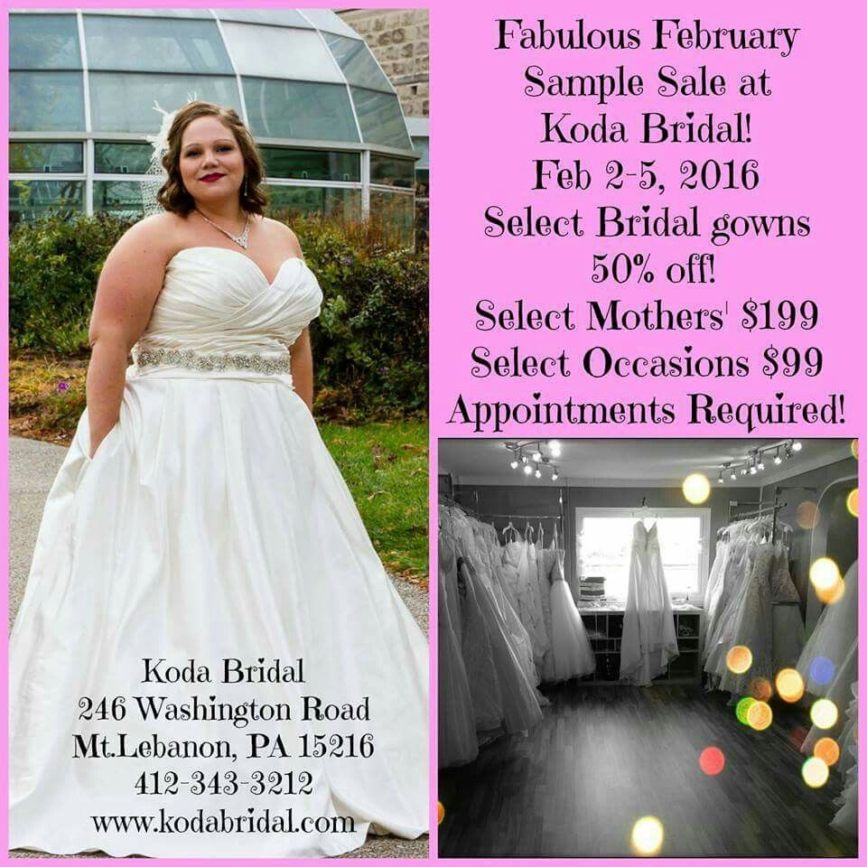 samplesale at the only #plussizefabulous boutique in Pittsburgh ...