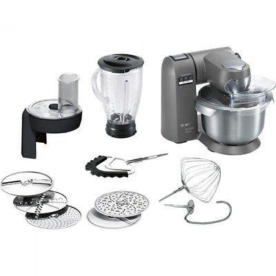 Bosch MUMX50GXDE MaxxiMUM SensorControl Küchenmaschine granite - bosch küchenmaschine mum 54251