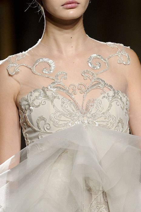 Marchesa Spring 2012 rtw. Jaw. dropped.