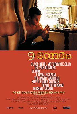 9 Songs 2004 In 2020 9 Songs Songs Streaming Movies Free