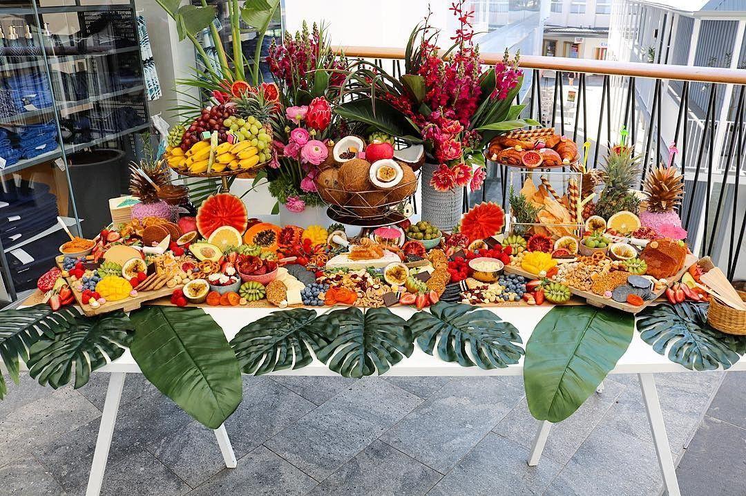 блюда на гавайскую вечеринку фото чем начать