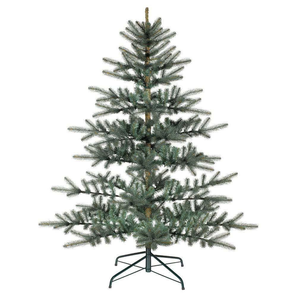 5ft Unlit Artificial Christmas Tree Balsam Fir Balsam Blue