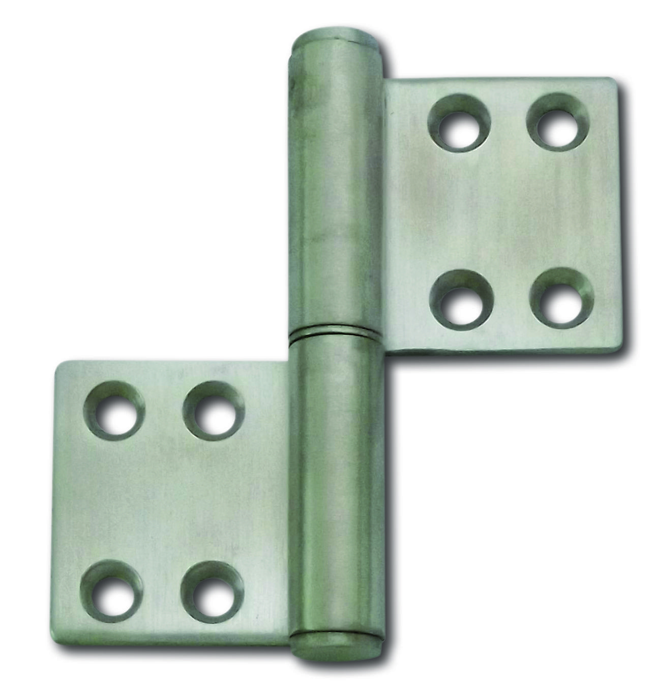 Flag Hinge Loose Pin Hinge Made Of Stainless Steel 304 Satin Polished For Removable Door Industri Metal Working Tools Shutters Exterior Metal Art Projects