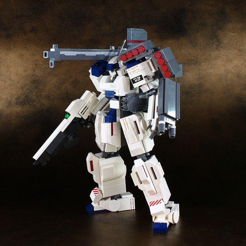 MF-03 Eagle   by LEGO DOU Moko
