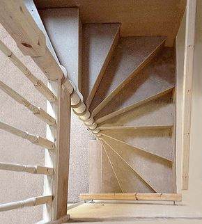 Best Square Spiral Stairs In 2020 Loft Conversion Stairs 640 x 480