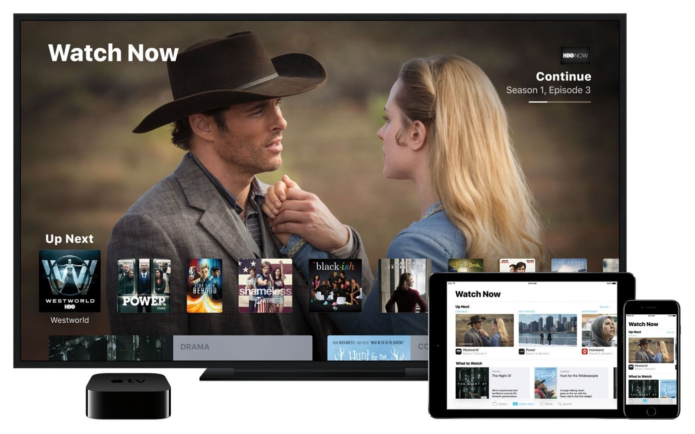 Apple TV universal search now supports Apple Music, TBS