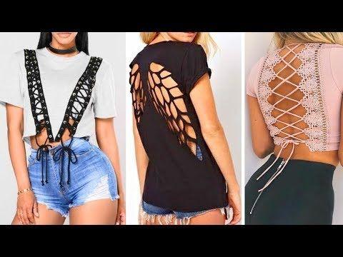 4faa567d8 DIY Clothes Life Hacks - 10 DIY Ideas for Girls! DIY Crafts