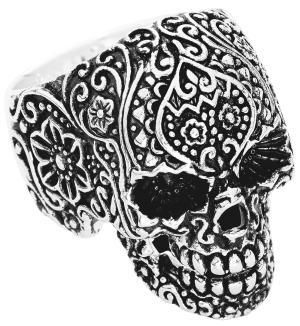 Skull Tattoo - Wildcat
