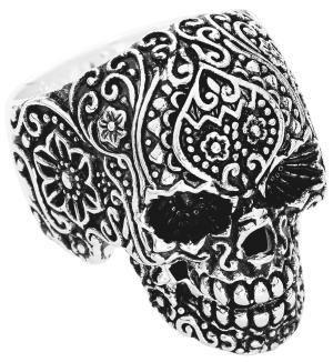 Skull Tattoo - Wildcat