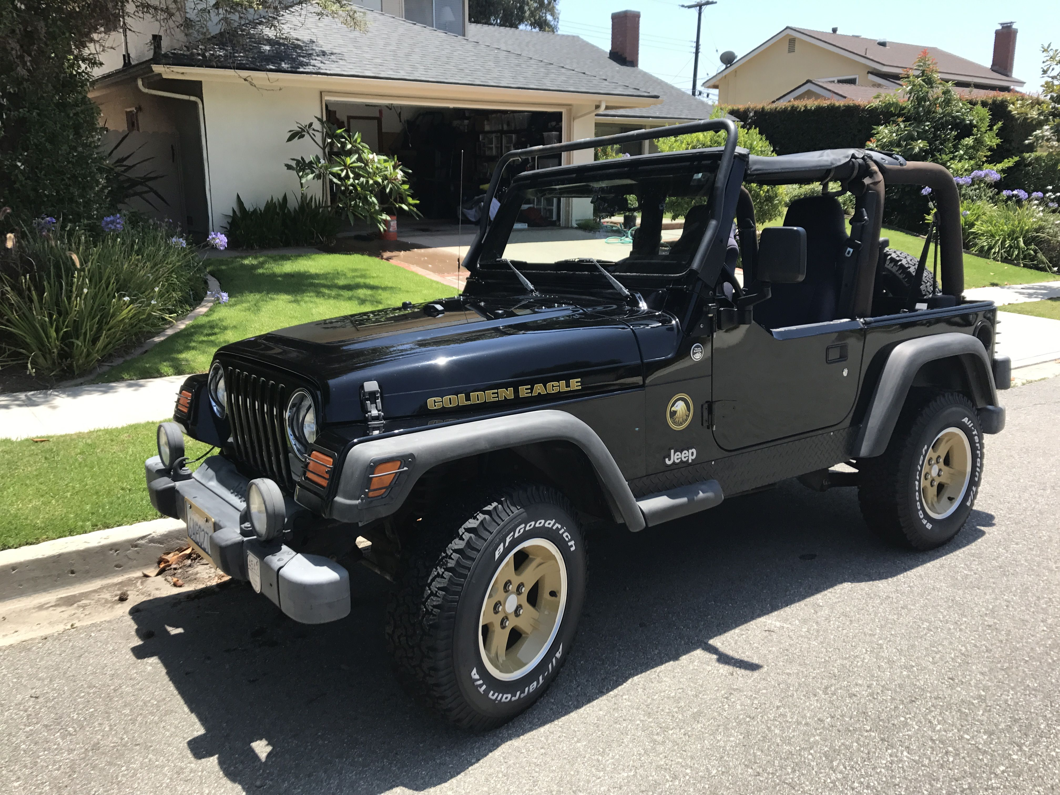 2006 Jeep Golden Eagle 65th Anniversary Edition Jeep Golden