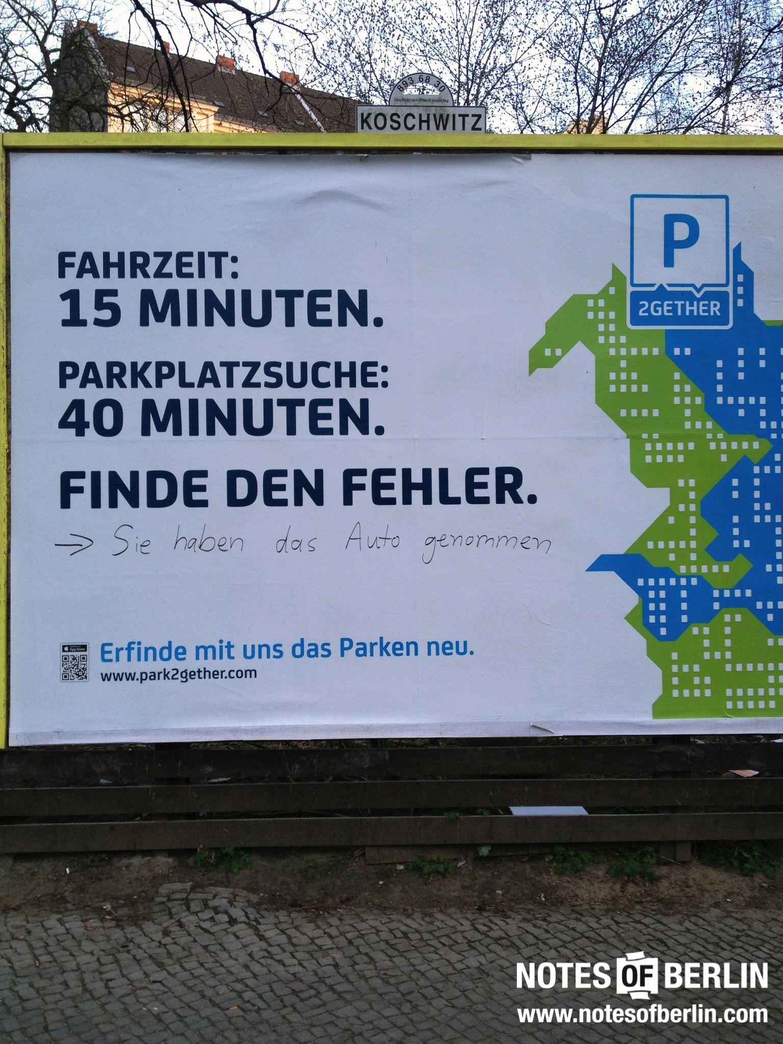 Belziger Straße | #Schöneberg // Mehr #NOTES findet ihr auf www.notesofberlin.com
