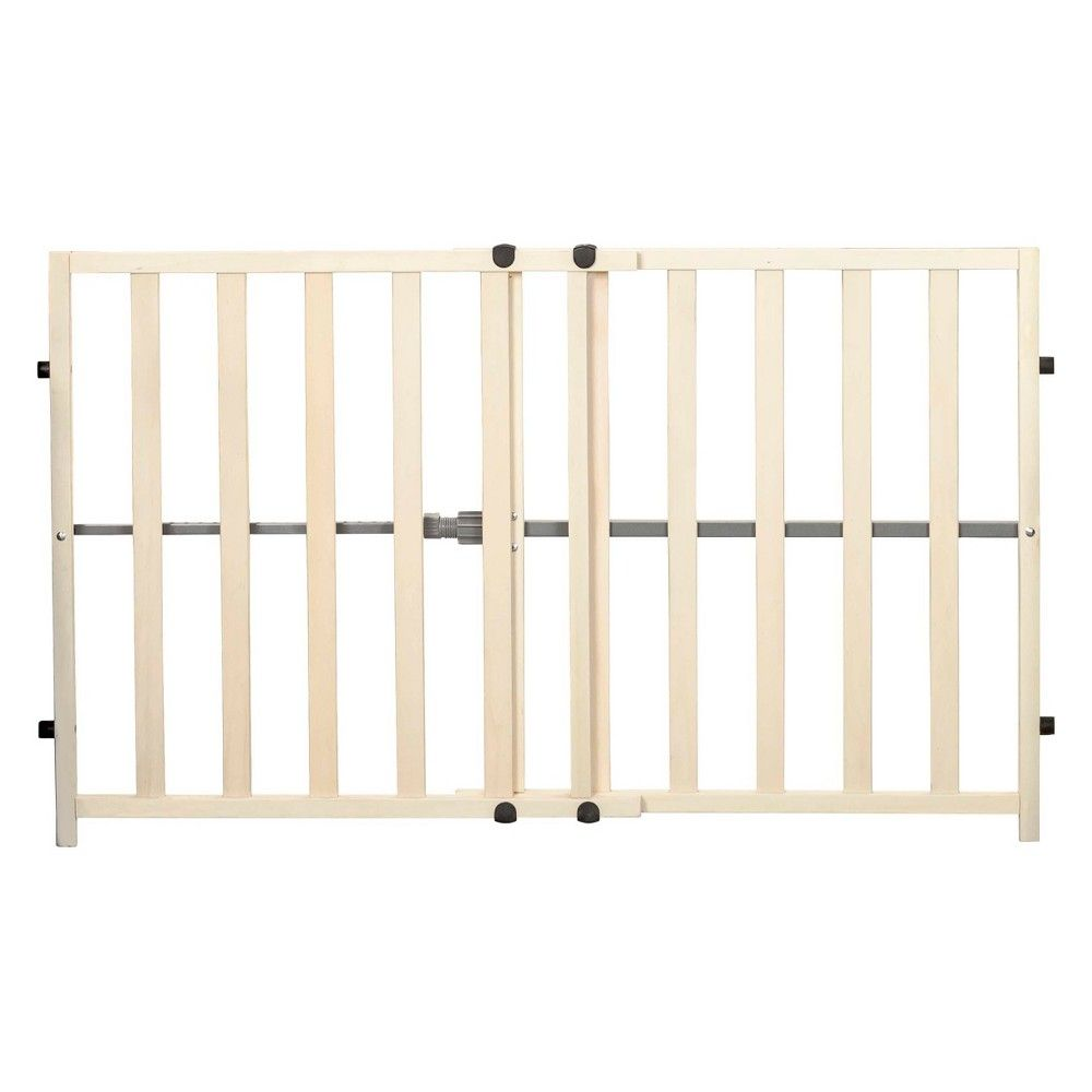 Regalo Wooden Expandable Safety Gate Safety Gate Baby Gates Safety Gates For Stairs