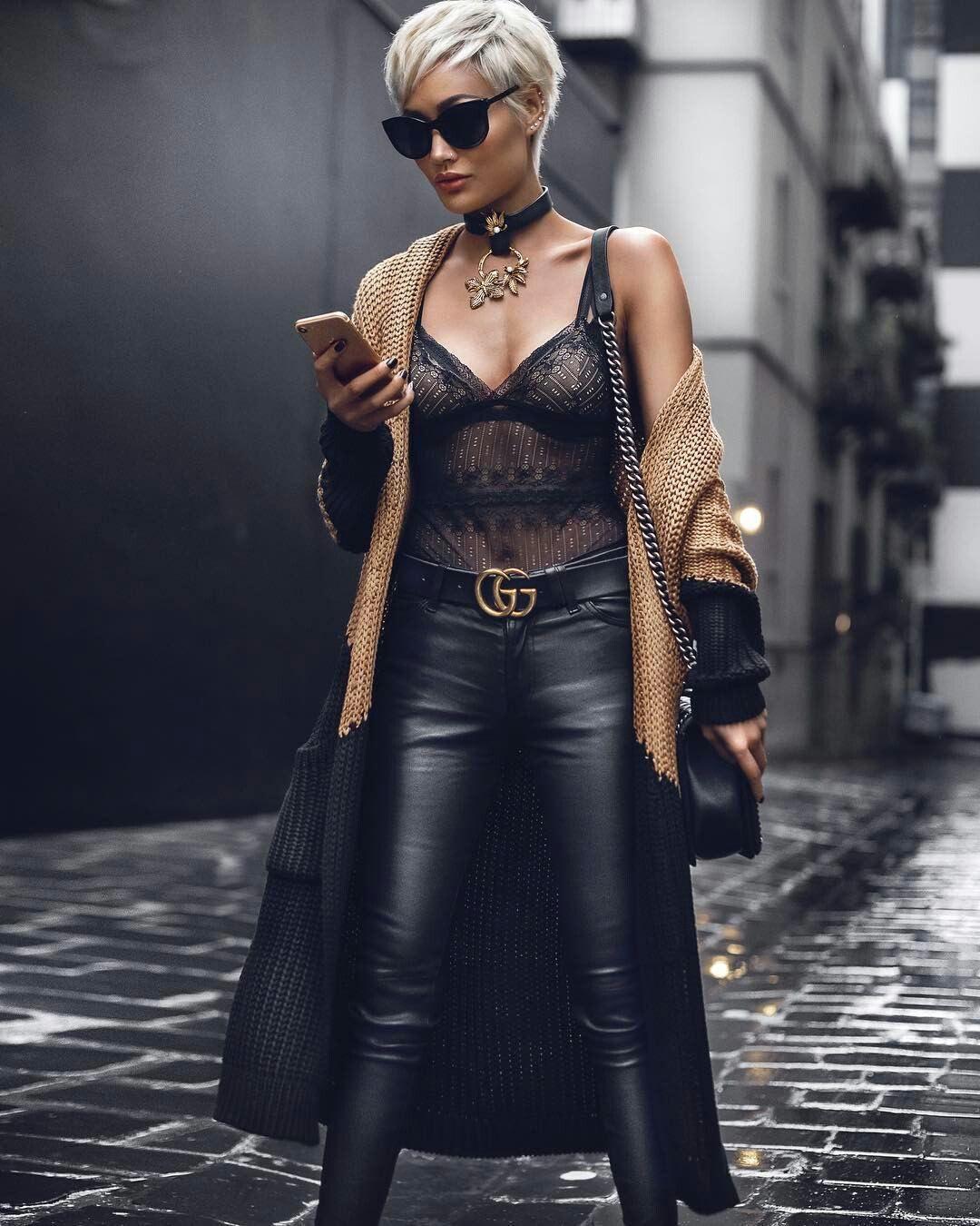 Fashion, Edgy Fashion, Women