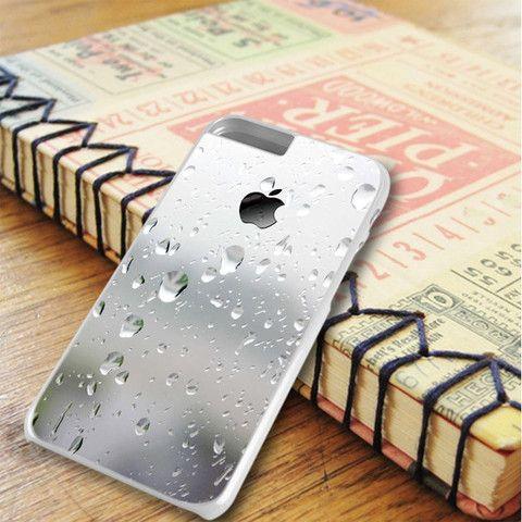 Apple Window Summer Rain iPhone 6 Plus iPhone 6S Plus Case