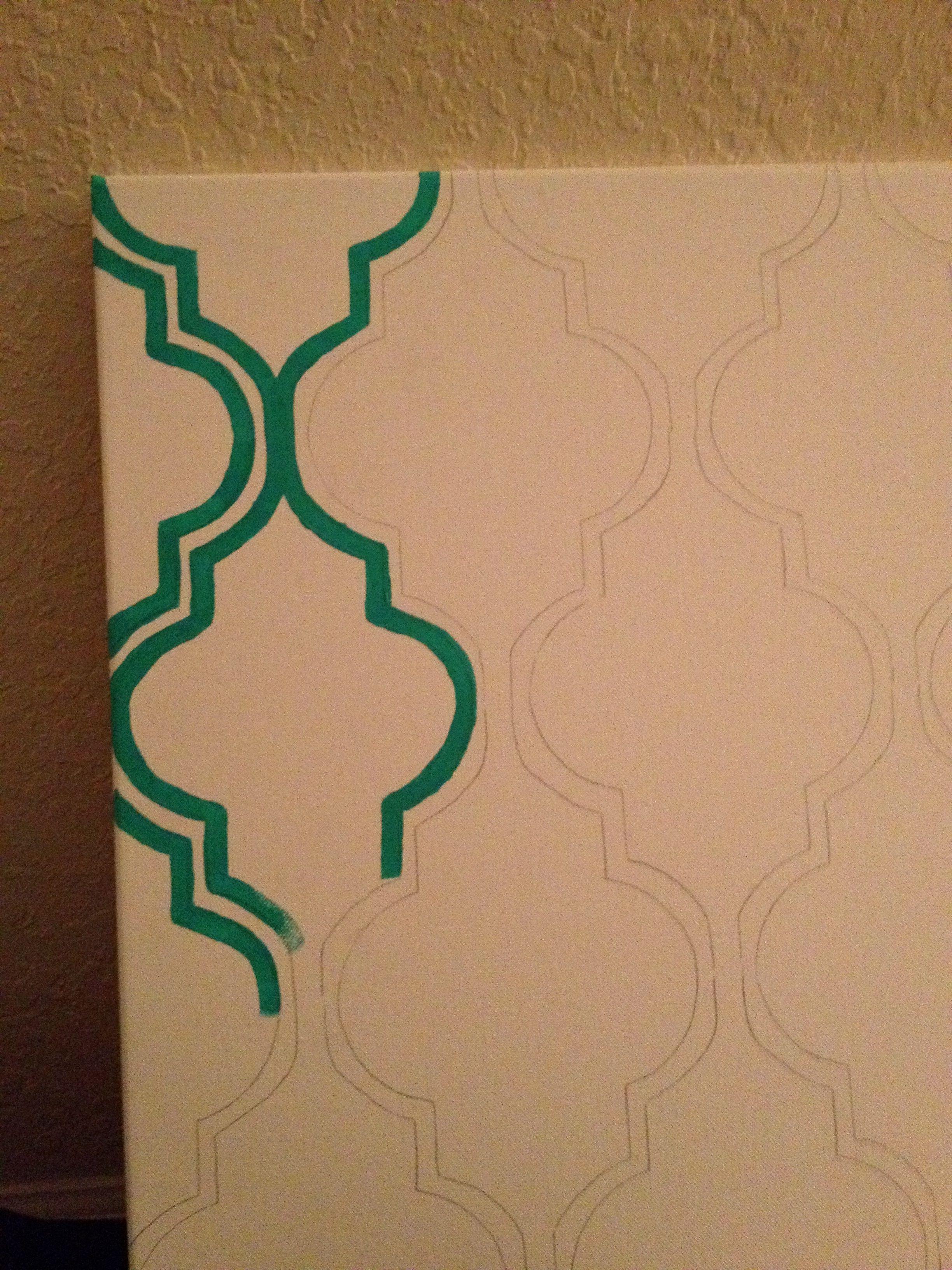 DIY Wall Art | DIY craft ideas | Pinterest | Marcos cuadros ...