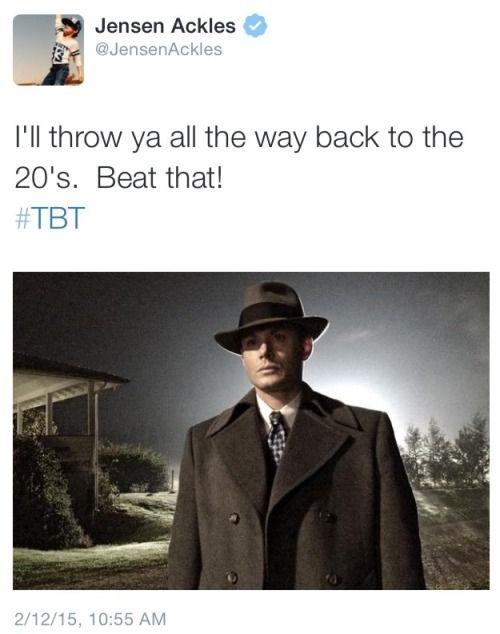 Jensen tweet
