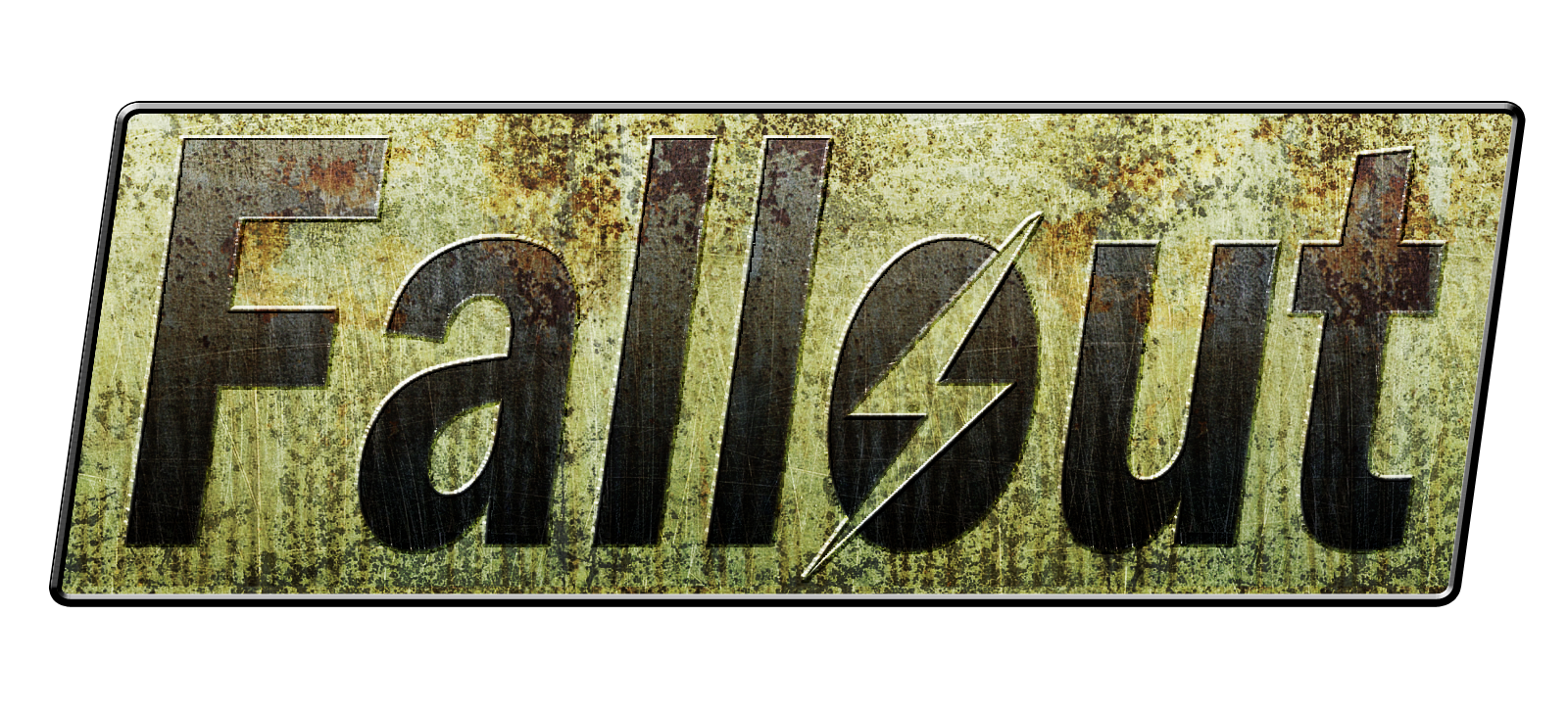 7 Video Games That Should Be Adapted For The Screen The Untitled Magazine Fallout Logo Fallout Game Fallout