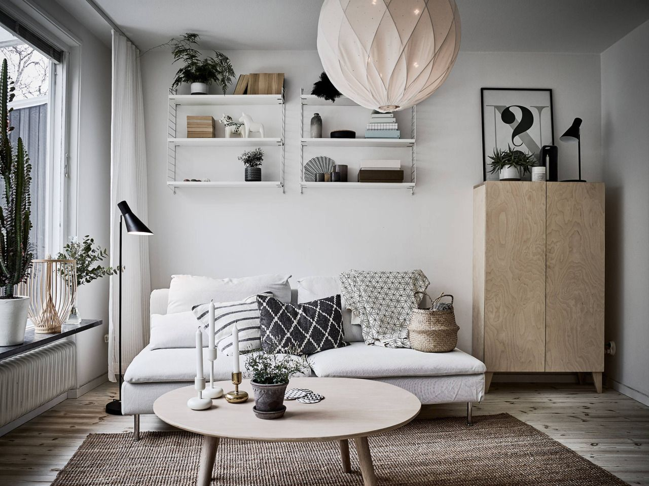 ikea 39 s derhamn 39 sofa decor pinterest wohnzimmer. Black Bedroom Furniture Sets. Home Design Ideas