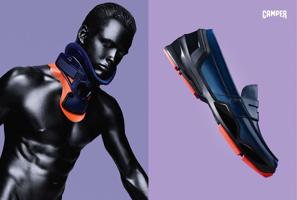 Camper Meet the Shoe Behind the Avatar: Spaceship