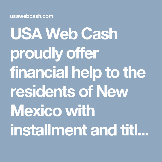 Cash advance company letter image 9