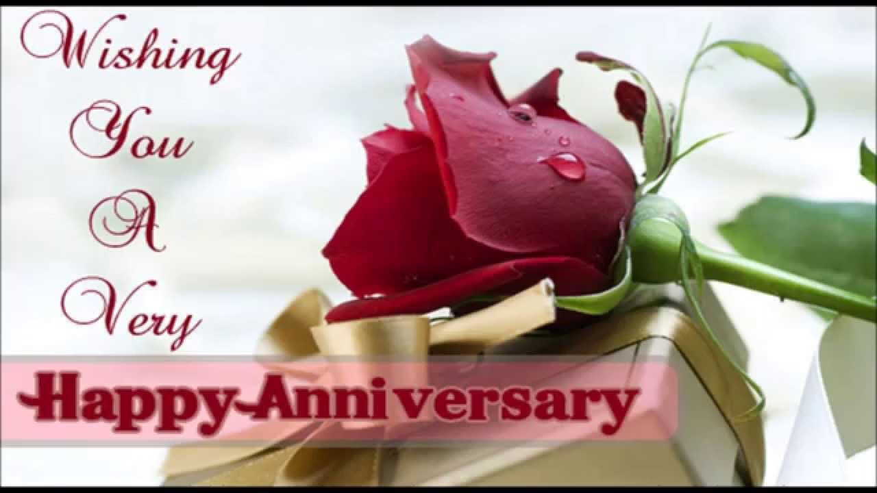 Happy wedding anniversary sms short messages