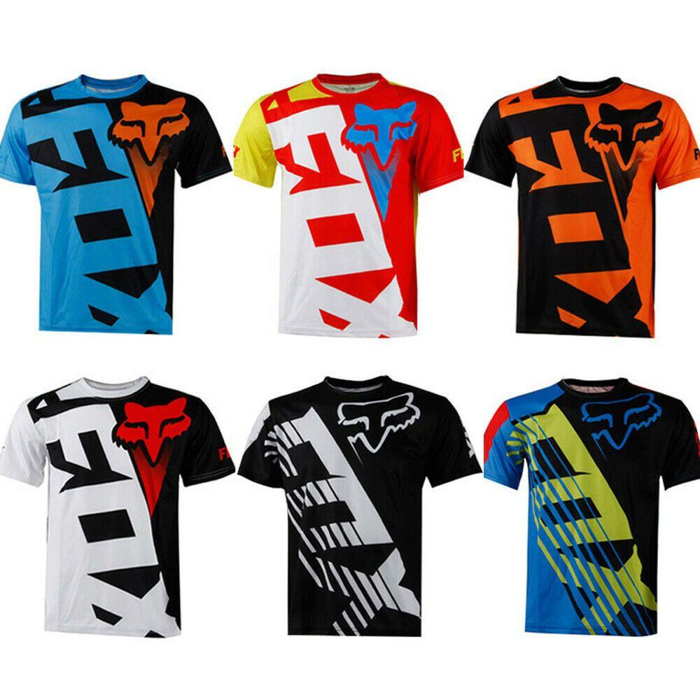Fox 180 race Riding Jersey Men/'s Motocross//MX//ATV//BMX//MTB Dirt Bike