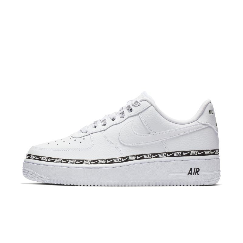 best service 10120 6016d Nike Air Force 1  07 SE Premium Overbranded Women s Shoe - White