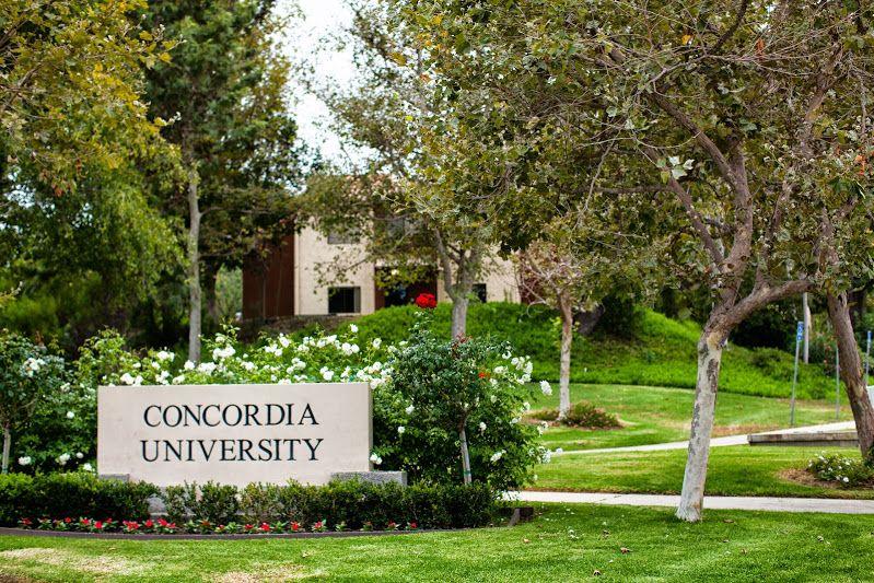Concordia University Irvine Concordia University Concordia University