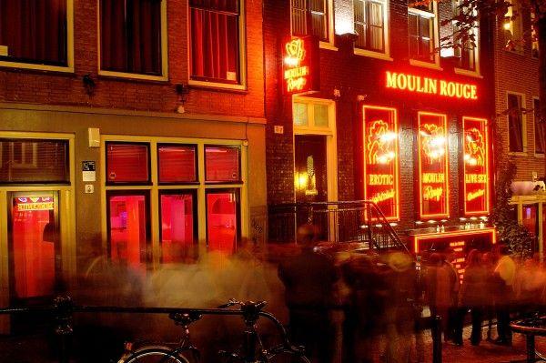 De Wallen Amsterdam