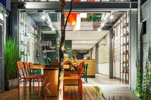 Restaurante Deliqatê / FGMF Arquitetos © Rafaela Netto