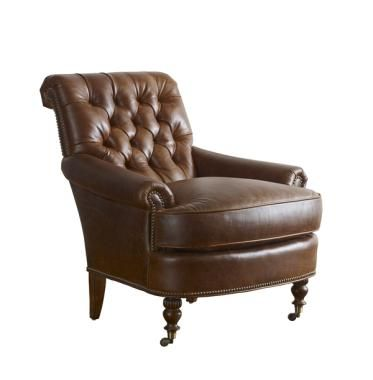 Highland House Furniture 1035 Le William Leather Chair Furniture Home Furniture Leather Chair