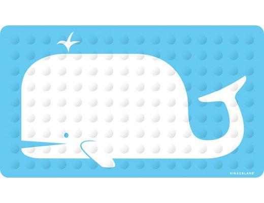 Bath Mat Whale In 2020 Whale Bath Mat Shower Mat Bath Mat