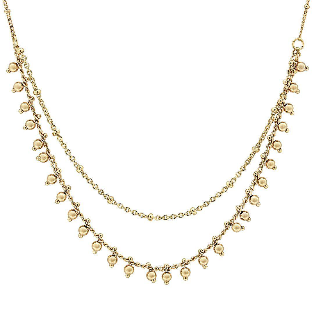 1a34ade1bbd Layered Necklace - Mia Regular price $65 | Jewelry | Fashion ...