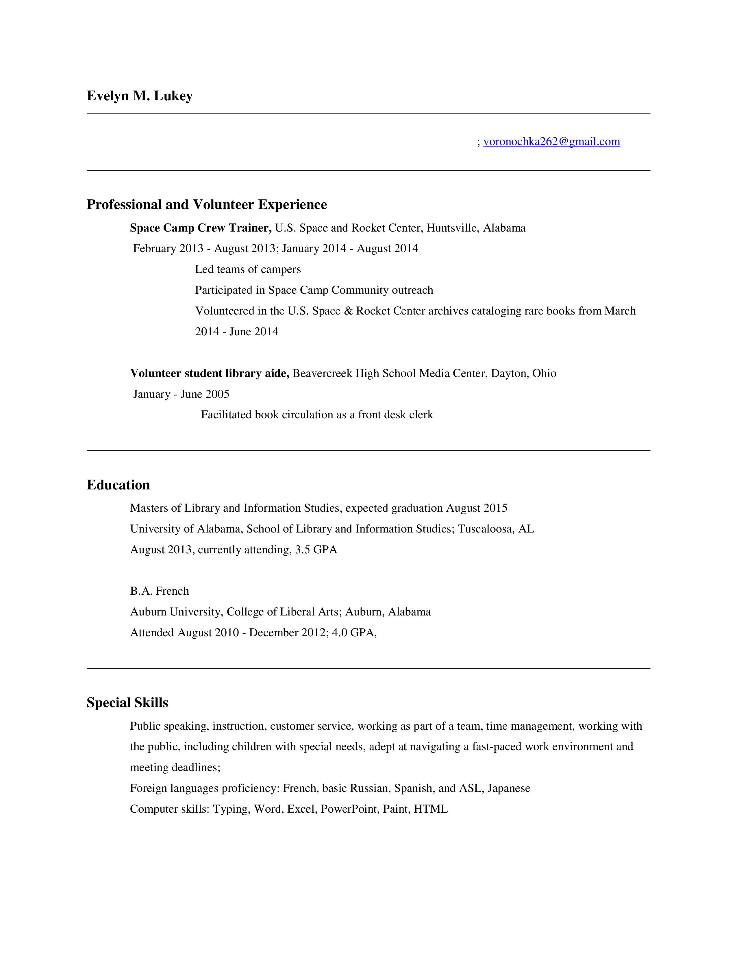Pin By Dora On Resume Cover Letter Examples In 2020 Resume