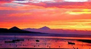 Islas Bienaventuradas: Crepúsculos turísticos